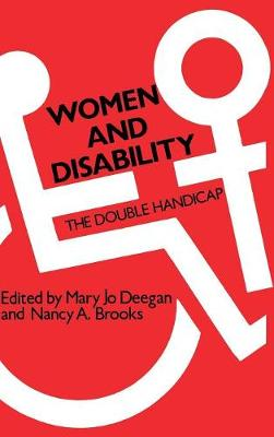 Women and Disability: Double Handicap (Hardback)