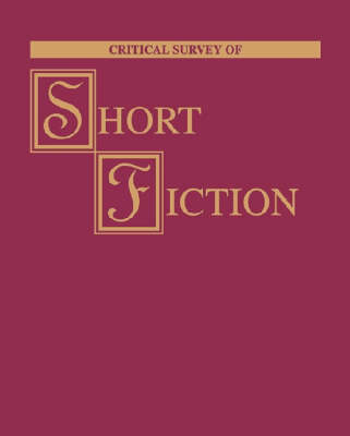 Critical Survey of Short Fiction - Critical Survey (Hardback)