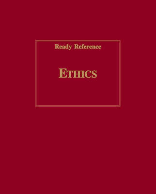 Ethics: Ready Reference (Hardback)
