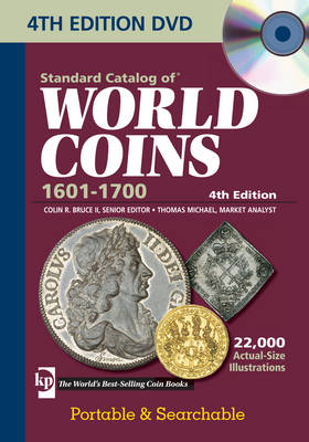 """Standard Catalog of"" World Coins 1601-1700 (DVD)"
