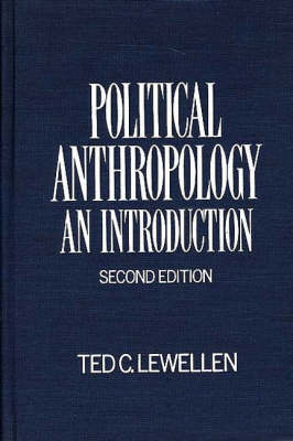 Political Anthropology (Hardback)