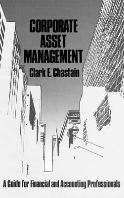 Corporate Asset Management: A Guide for Financial and Accounting Professionals (Hardback)