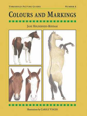Colours and Markings - Threshold Picture Guide No. 6 (Paperback)