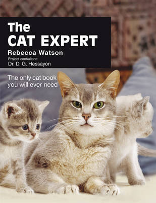 The Cat Expert (Paperback)