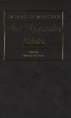 The Uppsala Edda: DG 11 4to (Paperback)