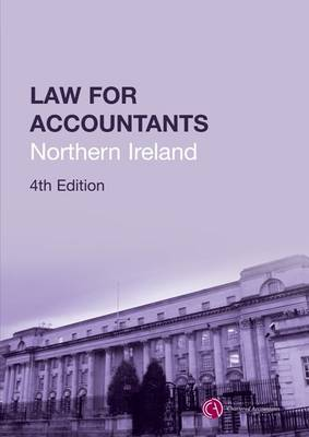 Law for Accountants NI: CA Proficiency 1 (Paperback)