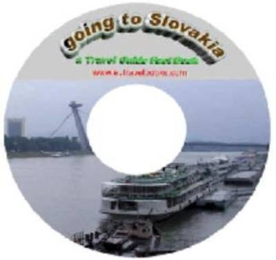Going to Slovakia - Travel Guide Fact Book (CD-ROM)