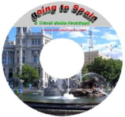 Going to Spain - Travel Guide Fact Book (CD-ROM)
