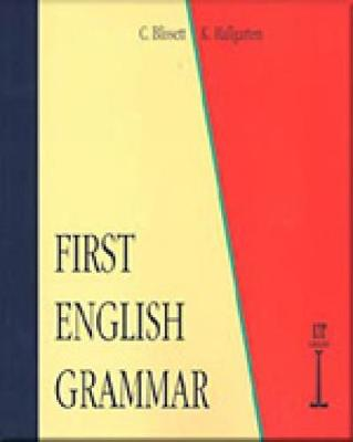 First English Grammar (Paperback)