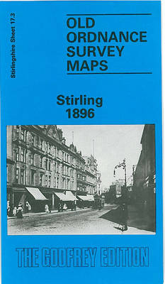 Stirling 1896: Stirlingshire Sheet 17.03 - Old O.S. Maps of Stirlingshire (Sheet map, folded)
