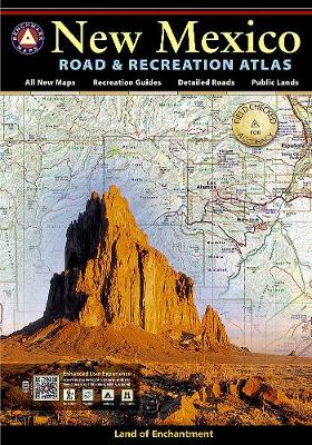 Benchmark New Mexico Road & Recreation Atlas: State Recreation Atlases (Paperback)
