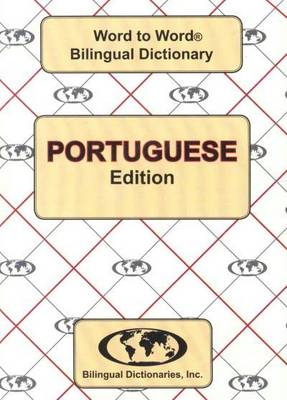 English-Portuguese & Portuguese-English Word-to-Word Dictionary: Suitable for Exams (Paperback)