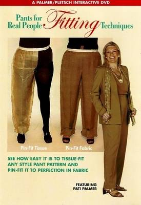 Pants for Real People: Fitting Techniques (DVD)