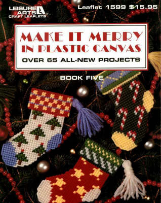 Make it Merry in Plastic Canv (Paperback)
