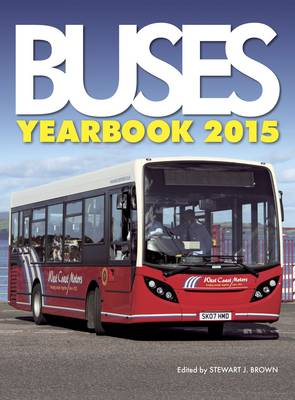Buses Year Book 2015 (Hardback)