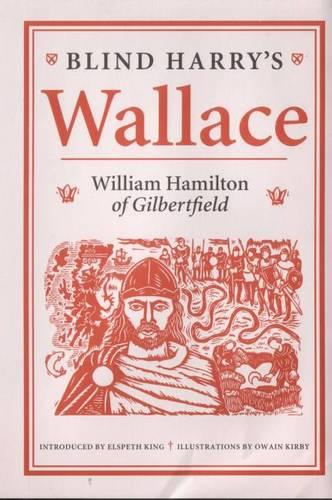 Blind Harry's Wallace (Paperback)
