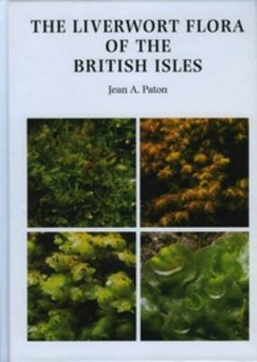 The Liverwort Flora of the British Isles (Hardback)
