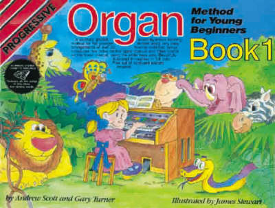 Progressive Organ Method for Young Beginners: CD Pack (Mixed media product)