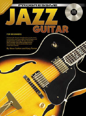 Progressive Jazz Guitar: CD Pack (Mixed media product)