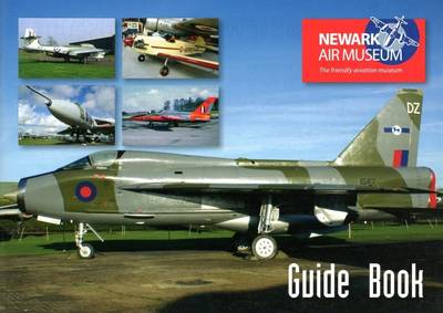 Newark Air Museum Guide Book (Paperback)