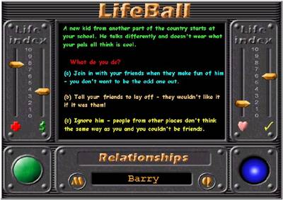 Lifeball Plus: An Interactive Social Learning Game (CD-Audio)