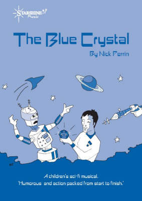 The Blue Crystal (Paperback)