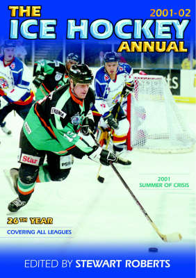 The Ice Hockey Annual: 2001-2002 (Paperback)
