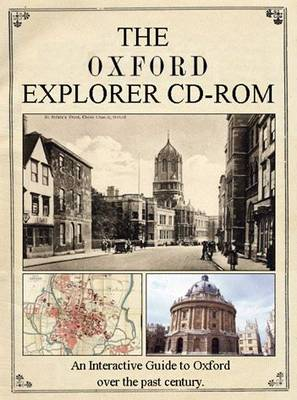 The Oxford Explorer CD-ROM (CD-ROM)