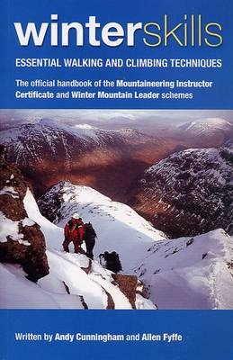 Winter Skills: Essential Walking and Climbing Techniques (Paperback)