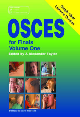 OSCEs for Finals: Single User Licence Version v. 1 (Mixed media product)