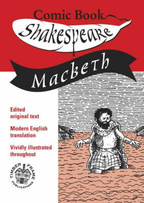 Macbeth - Comic Book Shakespeare (Paperback)