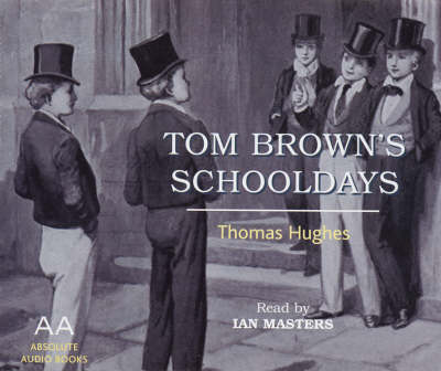 Tom Brown's Schooldays (CD-Audio)