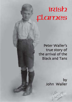 Irish Flames: Peter Waller's True Story of the Arrival of the Black and Tans (Paperback)