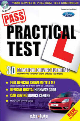 Pass Your Practical Test: 3D Practical Driving Tutorials (CD-ROM)
