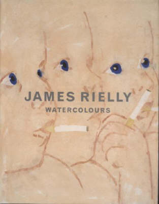 James Rielly: Watercolours (Hardback)