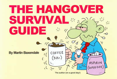The Hangover Survival Guide (Paperback)