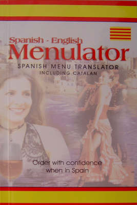 Menulator: Spanish-English (Paperback)