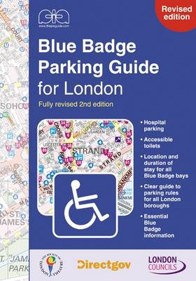 Blue Badge Parking Guide for London (Spiral bound)