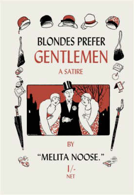Blondes Prefer Gentlemen: The Diary of an Amateur (Hardback)