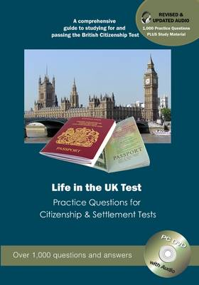 Life in the UK Test 1,000 Practice Questions and Tests (Mixed media product)