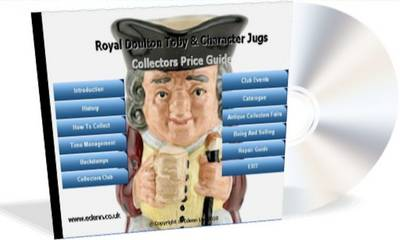 Royal Doulton Toby and Character Jugs Collectors Price Guide (CD-ROM)