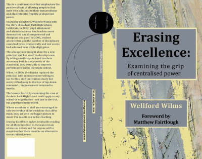 Erasing Excellence: Examining the Grip of Centralised Power (Paperback)