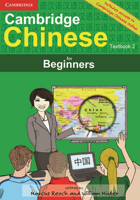 Cambridge Chinese for Beginners Textbook 2 with Audio CD (Mixed media product)
