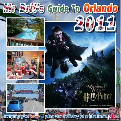 Mr Brits Guide to Orlando 2011 (CD-ROM)