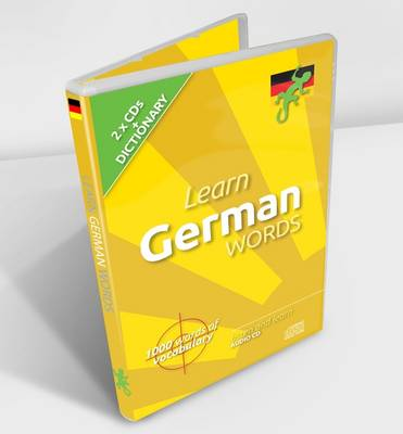 Learn German Words (CD-Audio)