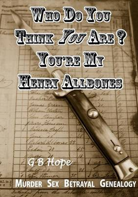 You're My Henry Allbones (Paperback)
