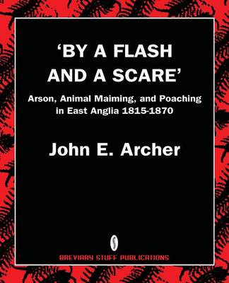 'By a Flash and a Scare': Arson, Animal Maiming, and Poaching in East Anglia 1815-1870 (Paperback)