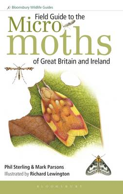 Field Guide to the Micro-Moths of Great Britain and Ireland (Paperback)