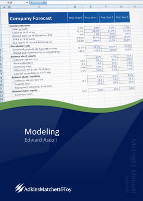 Modeling 2012: Midnight Manual (Paperback)