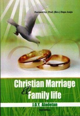 Christian Marriage and Family Life (Paperback)